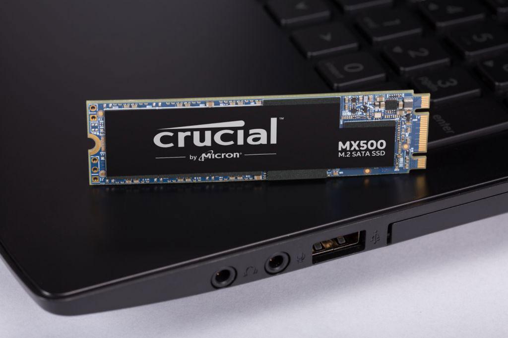SSD Crucial 250Go